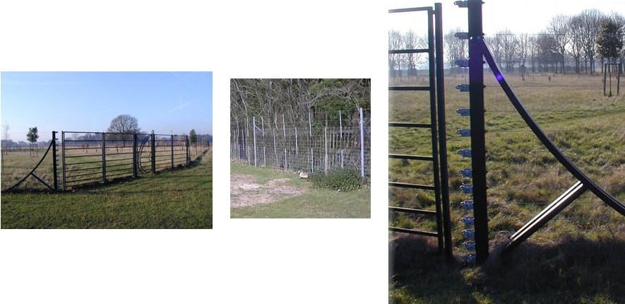 Dropper Fences Manufacturers And Suppliers